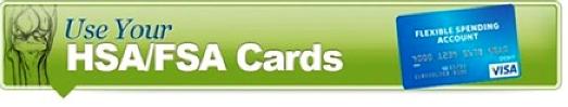 HSA/FSA Card